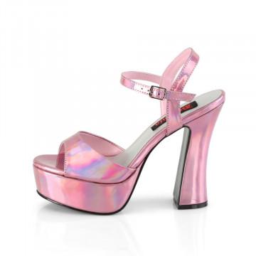 Demonia DOLLY-09 Pink Hologram