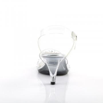 Fabulicious BELLE-308SD Clr/Clr