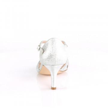 Fabulicious MISSY-03 Slv Shimmering Fabric