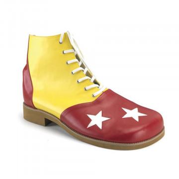 Funtasma CLOWN-02 Yellow-Red Pu