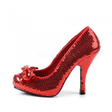 Funtasma OZ-06 Red Sequins