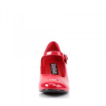 Funtasma SCHOOLGIRL-50 Red Pat