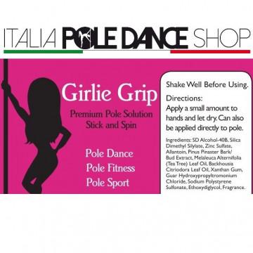 Girlie Grip Premium Antiscivolo presa Grip Poledance 60ml 24H