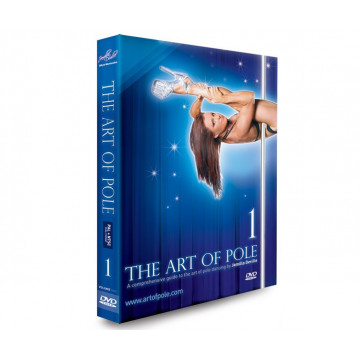 JAMILLA DEVILLE ART of POLE DVD  1