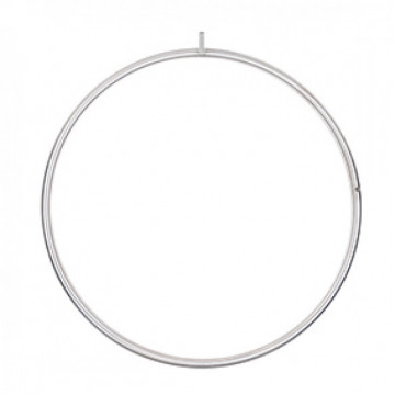 Lupit Pole LUPIT Cerchio LYRA/ HOOP, Inox Anallergico