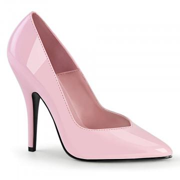 Pleaser SEDUCE-420V B. Pink Pat