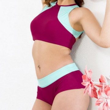POINT OUT POLE WEAR - TERPSICHORE SHORT VARI COLORI