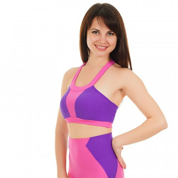 Pole Candy Wear - Top Dita M Raspberry viola disponibile subito