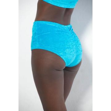 RAD pole wear Eve bottom velvet - Ocean