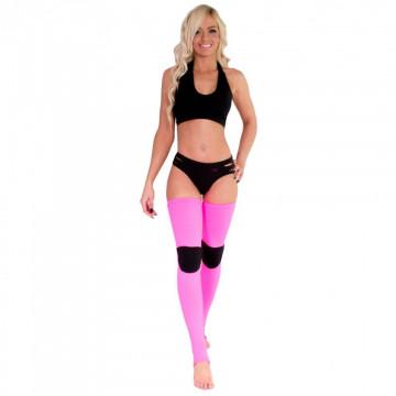 WINK POLE Dance Leggins con pad per floorworks w0182