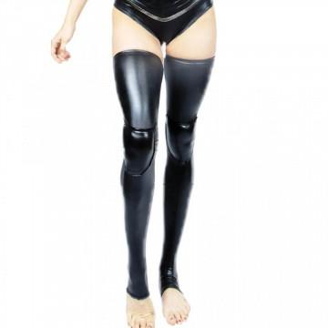 Wink WETLOOK GRIP DANCE LEG WARMERS W0182