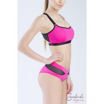 Bandurska Design - Flamingo Short