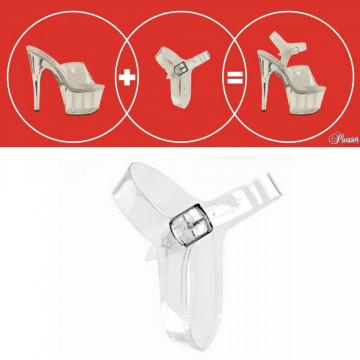 Cinturini per sandali Exotic dance Pleaser Ankle Straps