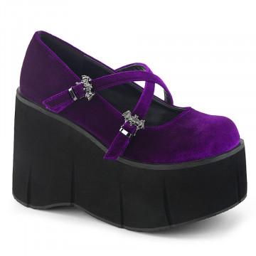 Demonia KERA-10 Purple Velvet
