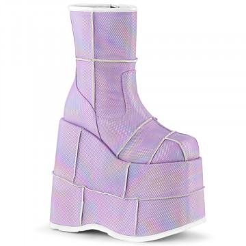 Demonia STACK-201HC Lavender Hologram