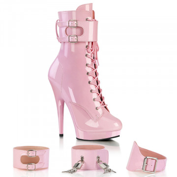 Fabulicious SULTRY-1023 B. Pink Pat/B. Pink