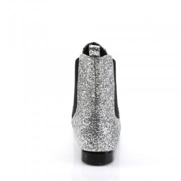 Funtasma CHELSEA-58G Slv Glitter