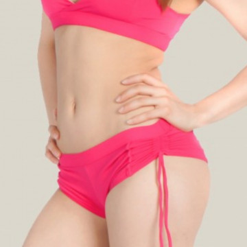 MADEMOISELLE SPIN - SHORT COCO SHOCKING PINK