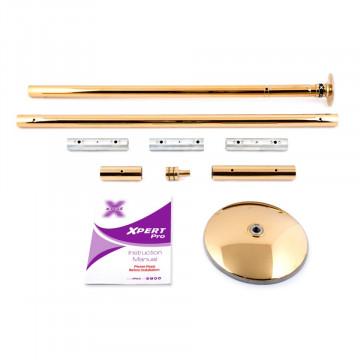PALO KIT X-Pole Pro X-PERT T-gold   X-clock dazi inclusi