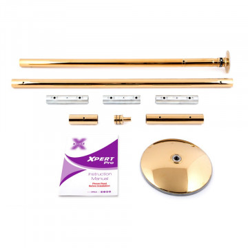 PALO KIT X-Pole Pro X-PERT T-gold | X-clock spedizione inclusa