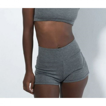 RAD pole wear Be Natural short - Grey spedizione 24 ore