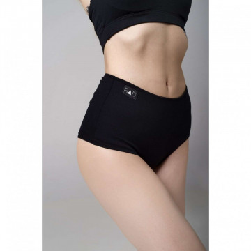 RAD pole wear EVE BOTTOM Nero subito Lycra