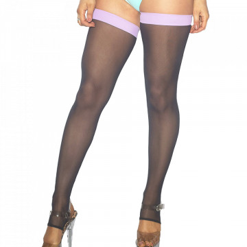 WINK POLE Intimates Stockings calze in 2 colori