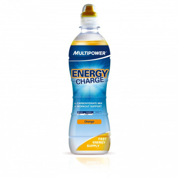 WORKOUT ENERGY CHARGE CARBOIDRATI 500ML