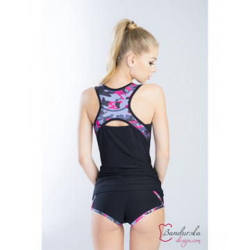 Bandurska Design - Morning Jog Tank Top