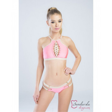 Bandurska Design - Raspberry Cream Short