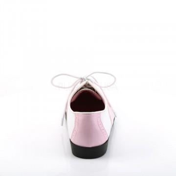 Funtasma SADDLE-50 B.Pink-Wht Pu