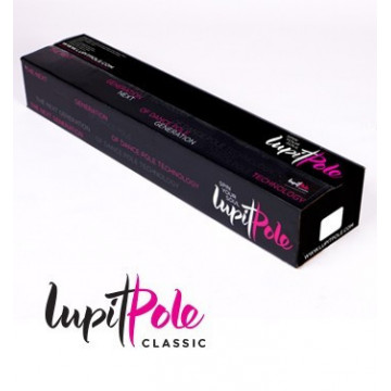 LUPIT CLASSIC - IN OFFERTA INOX STEEL 42 (268+33sp)