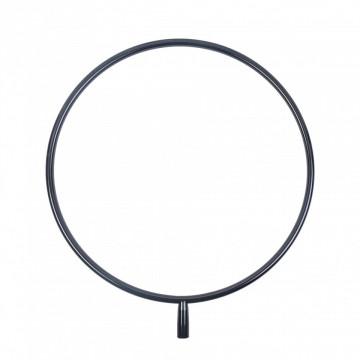 Lupit Lollipop per pedana Stage Lupit - cerchio verniciato nero grip