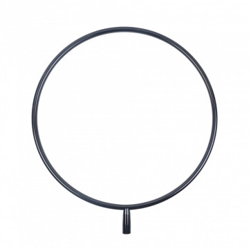 Lupit Lollipop per pedana Stage Lupit - cerchio verniciato nero