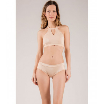 MADEMOISELLE SPIN - MIMI SHORTS Nude Beige