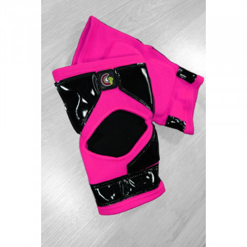 Mighty grip 2 Ginocchiere OG Tack LONG Hot Pink