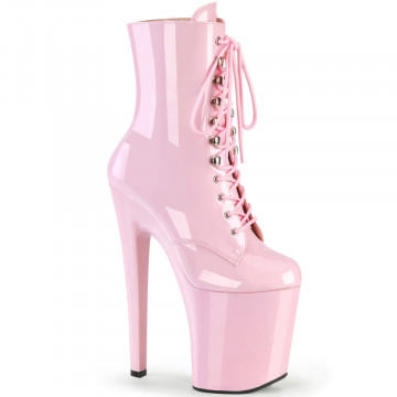 Pleaser XTREME-1020 B. Pink Pat/B. Pink