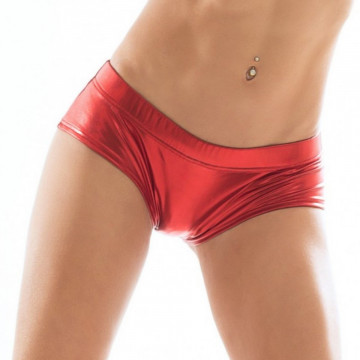 POINT OUT Nebula Short rosso sport wear