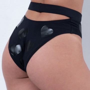 RAD pole wear Bahari bottom - Black cuori H24