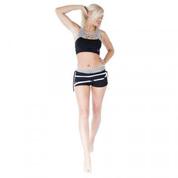 WINK POLE Dance Justice Multiway Strap Shorts W0194