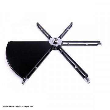 X-pole US Pedana X-STAGE LITE SILICON 2020 model 04 - DAZI, SP E IVA INCLUSI