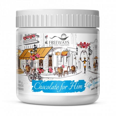 Chocolate for Him, ciocolata terapeutica, 350 gr