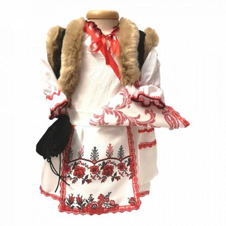 Costum popular botez fetita, Denikos® 683