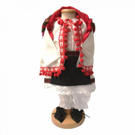 Costum traditional botez, fetita, Denikos® 691