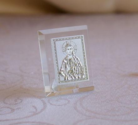 Poze Iconite sticla marturii nunta botez MCR09N