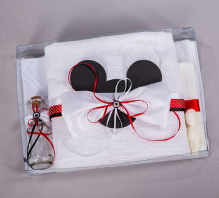 Trusou botez Mickey Mouse NK023
