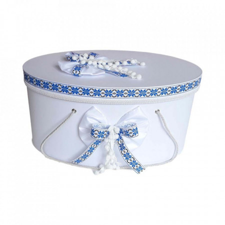 Cutie trusou botez decor traditional, Denikos® 229
