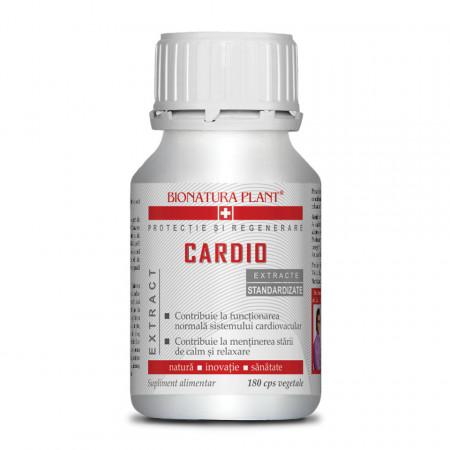 Cardio, functionarea normala a sistemului cardiovascular, 180 cps