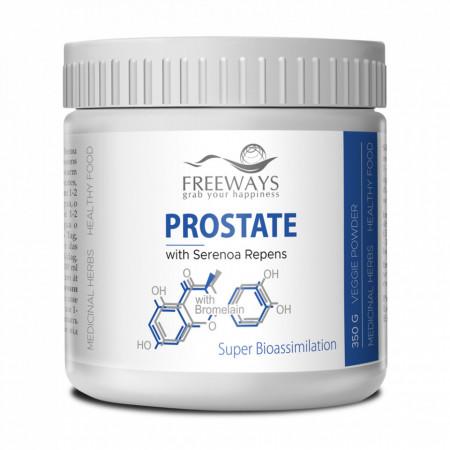 PROSTATE cu Bromelaina, prostata sanatoasa, 350 gr