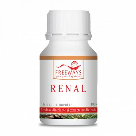 RENAL, imbunatatirea aparatului reno-urinar, 180 cps